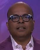 Rubrik's Bipul Sinha