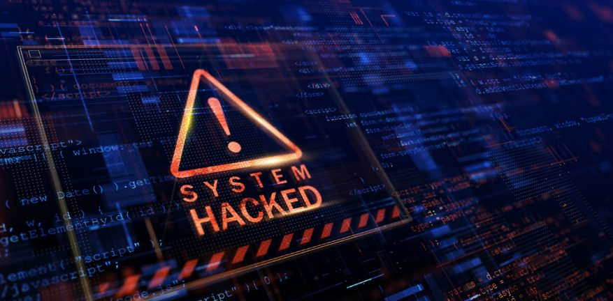Ransomware alarm