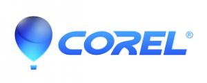 Corel program logo