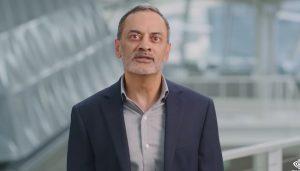 Nvidia's Manuvir Das at Computex 2021