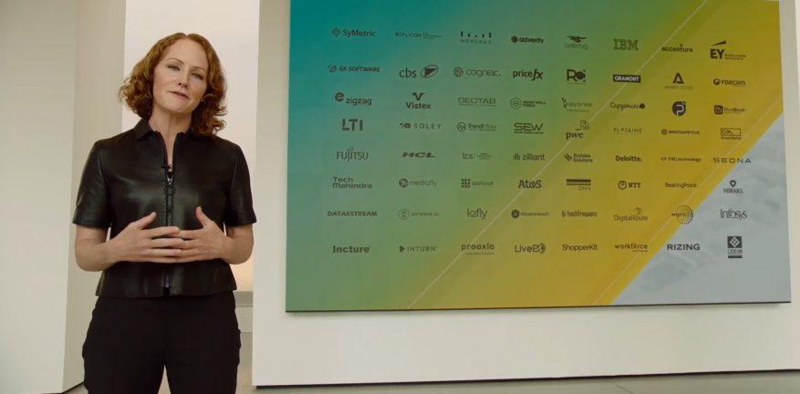 Julia White at SAP Sapphire NOW 2021