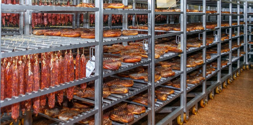 Refrigerated meats