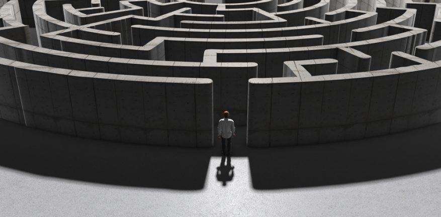 complexity, maze