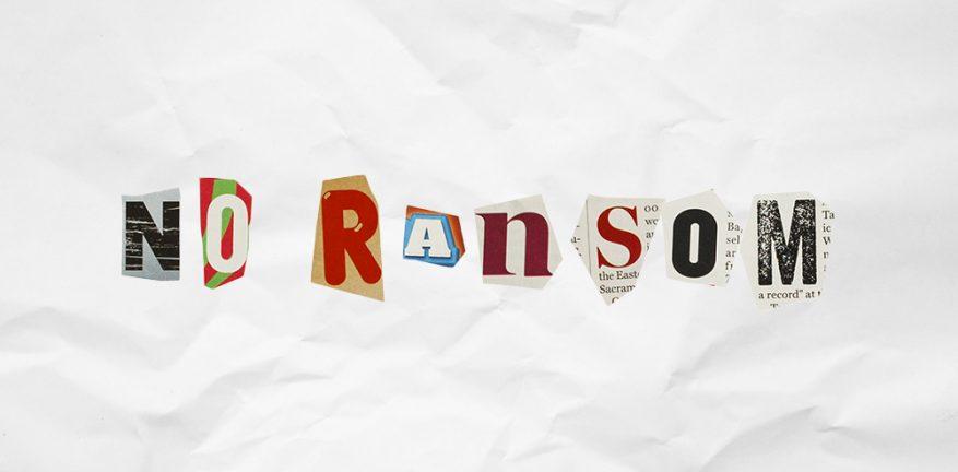 No Ransom