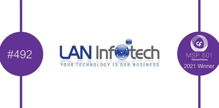 492 LAN Infotech