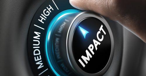 Impact knob