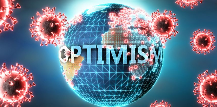 Optimism about pandemic, COVID