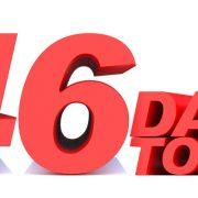 46 days to go