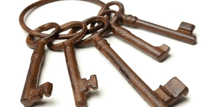 Five 5 Keys