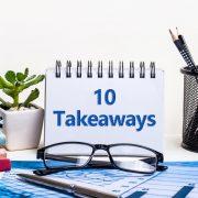 10 Takeaways