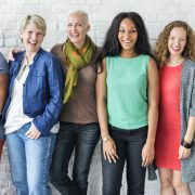 Group,Of,Women,Happiness,Cheerful,Concept