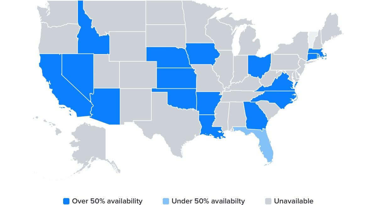 Cox Coverage Map